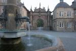 Brunnen am Marktplatz Bückeburg