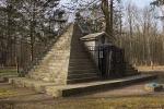 Mausoleum Schloss Baum - 2014