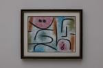 Paul Klee - Zerbrochener Schlüssel
