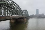 Hohenzollerbrücke Köln
