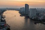 01 - Blick auf den Fluss Chao Phraya in Bangkok