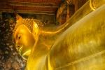 02 - Der Liegende Buddha in Bangkok