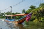 10 - Ausflug mit dem Longtailboot in Bangkok