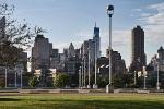 Skyline von Manhattan - von Queens aus gesehen