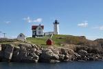 Maine - The Nubbles Lighthouse