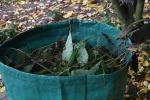 Gartenabfallkorb