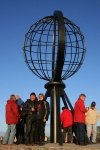 Am Nordkap 2007