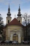 Temesvar - serbisch orthodoxe Kirche