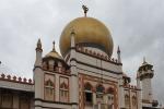Singapur - Sultan Moschee
