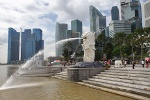 Singapur - The Merlion