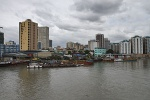 Manila - Blick von der Festung San Sebastian