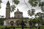 Manila - Intramuros - Kathedrale