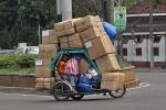 Manila - Paketdienst