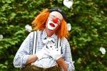 Clown Augustine