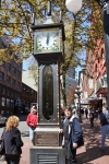 Vancouver - Gastown - Steam Clock