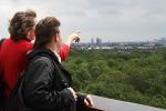 Hamburg - Blick vom Planetarium